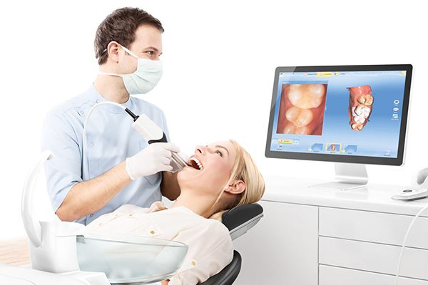 Cerec by Sirona single appointment dental restorations