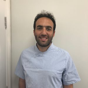 Dr Ali is an expert implantologists who specialises in restorative and cosmetic dentistry
