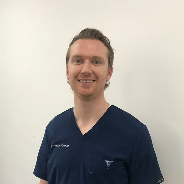 Dr Michael Marshall is one of our recommended and experienced dentists