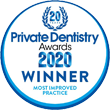 Private Dentistry Awards Winner 2020