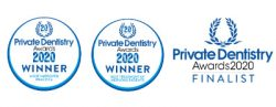 award winning dentist Surrey