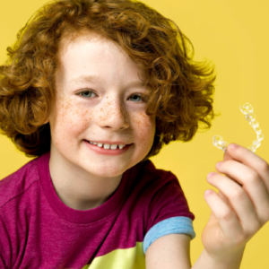keep your child's teeth perfect and healthy